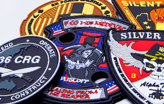 PVC Patches