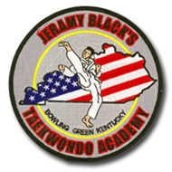 18-patch-Taekwondo